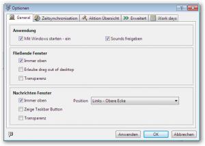 timelft_optionen