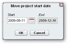datum projektstart