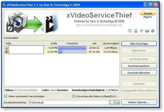 xVideoServiceThief download