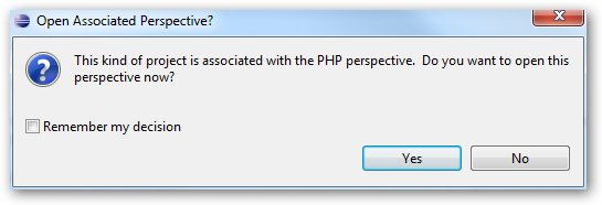 eclipse-php-perspective