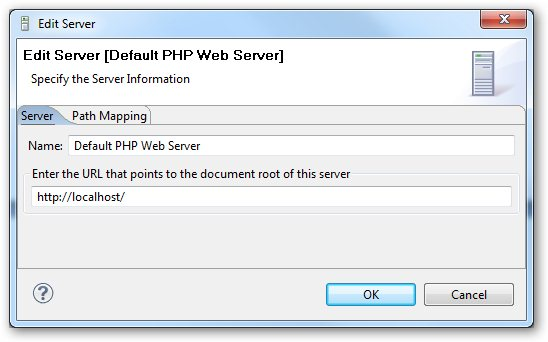 eclipse_php_server