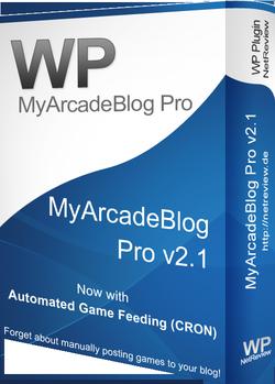 MyArcadeBlog Pro v2.1