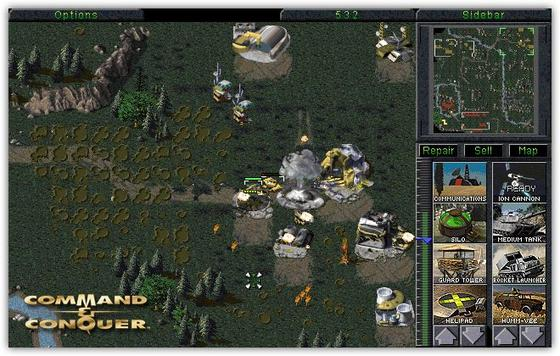 command and conquer kostenlos downloaden