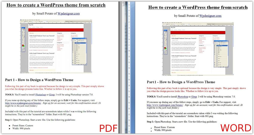 on line free pdf to word converters reviews