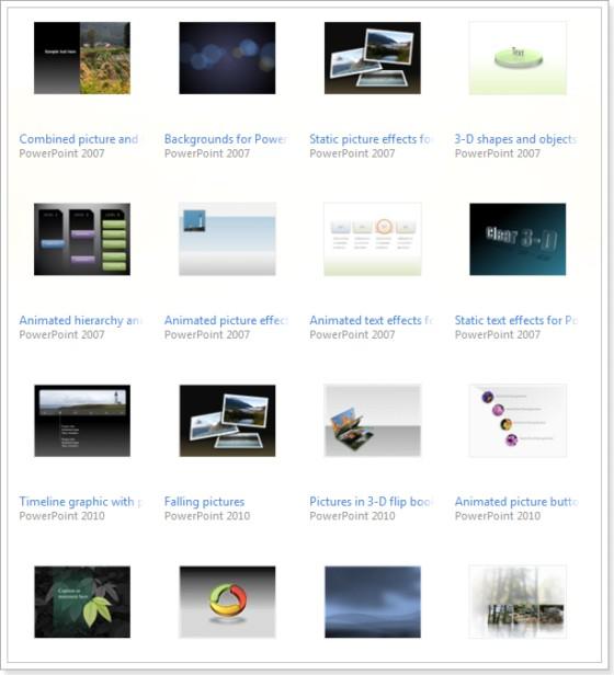 150+ kostenlose PowerPoint 2010 Vorlagen » kostenlose Templates ...
