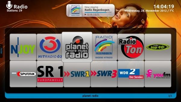 MediaPortal Radio