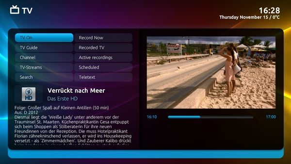 MediaPortal TV