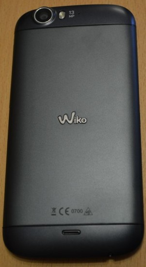 Wiko DARKFULL Aluminium