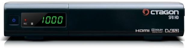 Octagon SF8 HD Linux Receiver