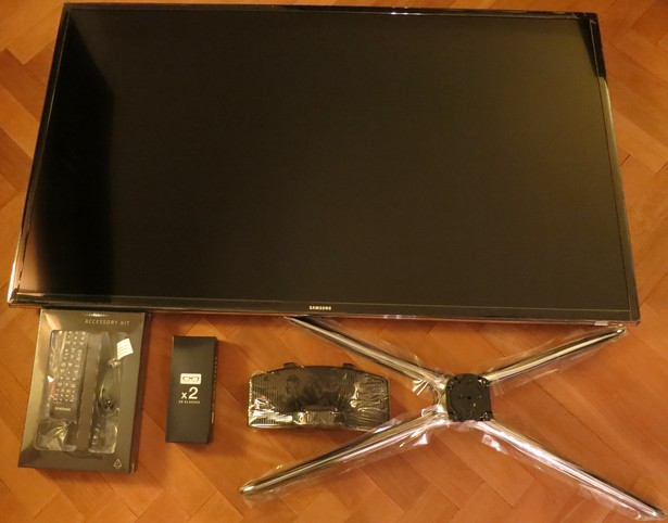 Samsung UExxF6470 Lieferumfang