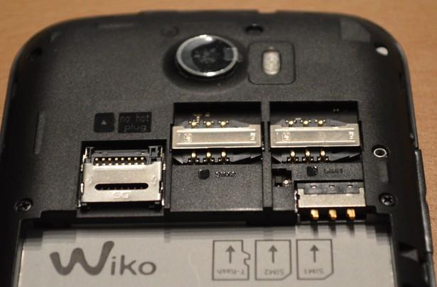 Wiko BARRY Dual SIM