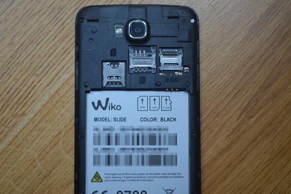 Wiko SLIDE Dual SIM