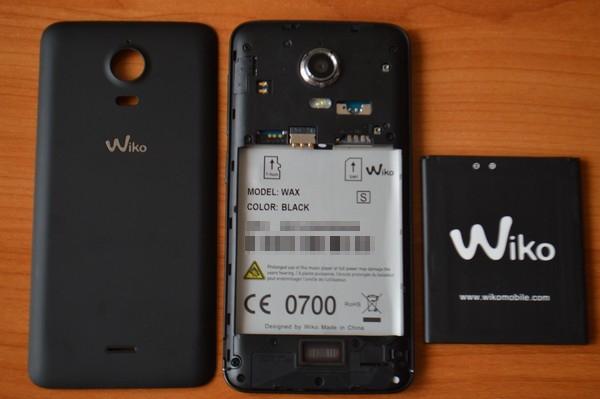 Wiko WAX Akku