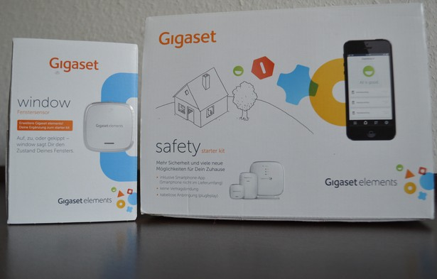 Gigaset Elements Starter Kit
