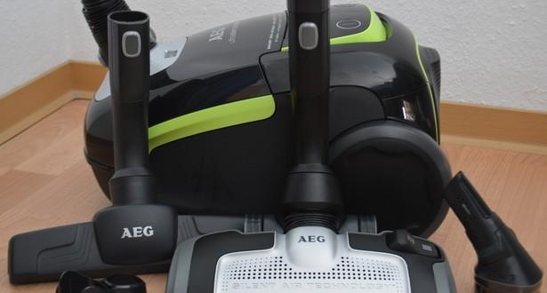 AEG UltraSilencer Lieferumfang