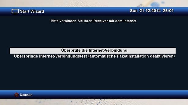 OpenXTA Internet