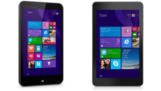 HP Stream 7 vs. DELL Venue 8 Pro