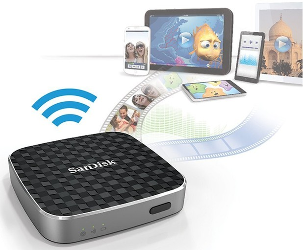 SanDisk Connect Wireless Funktion