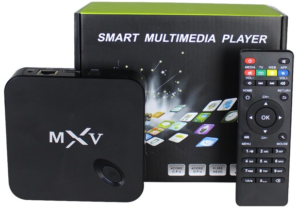 MXV S805 TV-Box