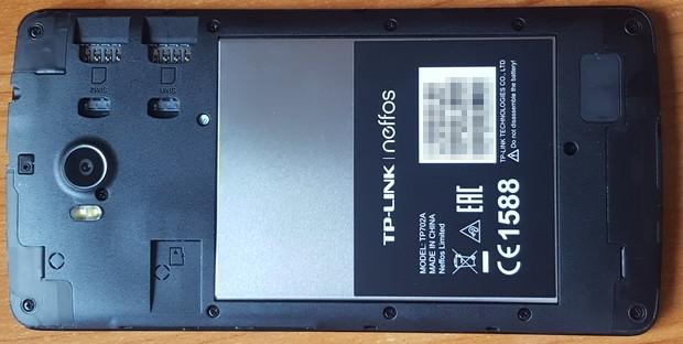 Neffos C5 Max Dual-SIM