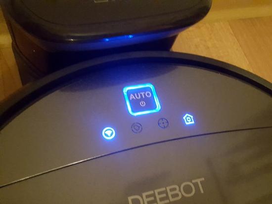 Ecovacs Deebot R95 Taster