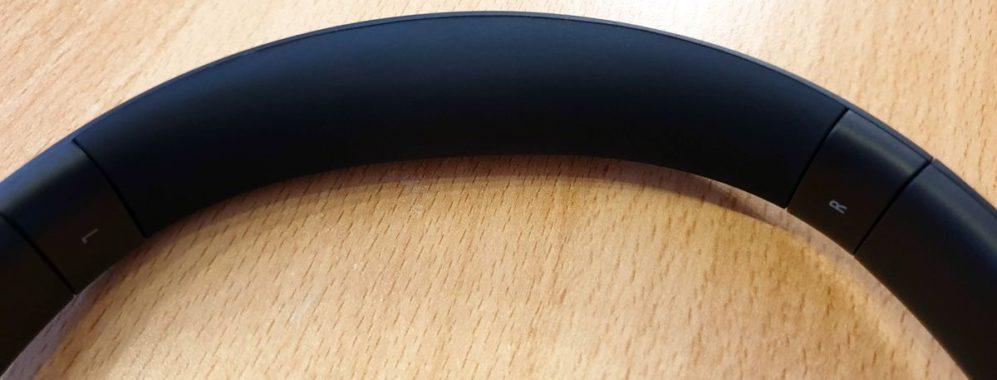 OneAudio A9 - Bügelpolsterung